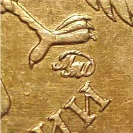 частая монета