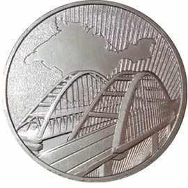 Крымский мост 2019