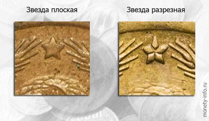 какие ценятся варианты монеты