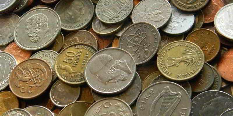куда сдают за деньги мелкие монетки