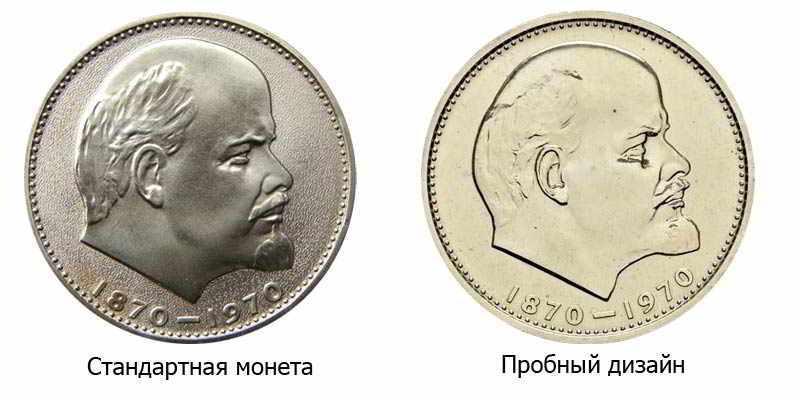 фото очень дорогой юбилейной монеты СССР