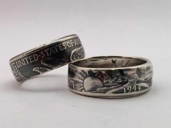 Как сделать кольцо из монеты своими руками?