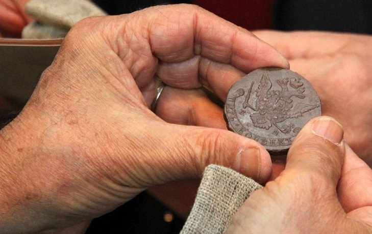 Проведение экспертизы монет