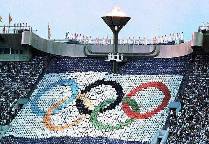 XXII Летняя Олимпиада в Москве