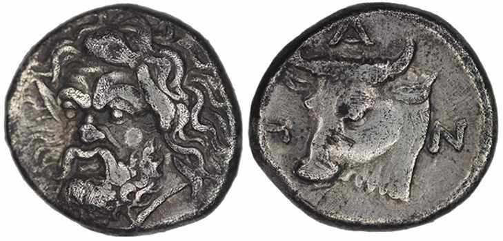 Серебряная драхма