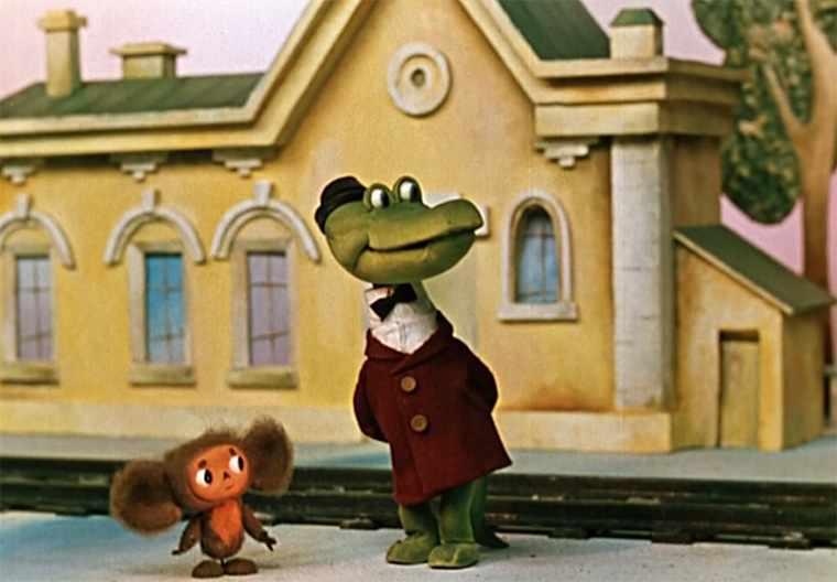 Кадр из мультфильма Шапокляк
