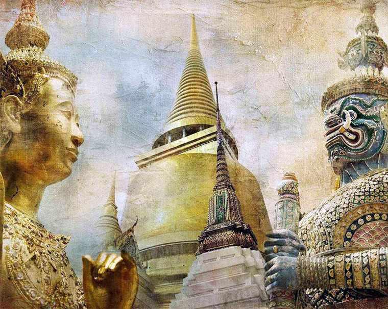 Будда и Дракон
